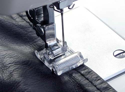 Denim Velvet Roller Foot Universal SnapOn To Suit 40mm And 40mm Simple How To Use Sewing Machine Feet