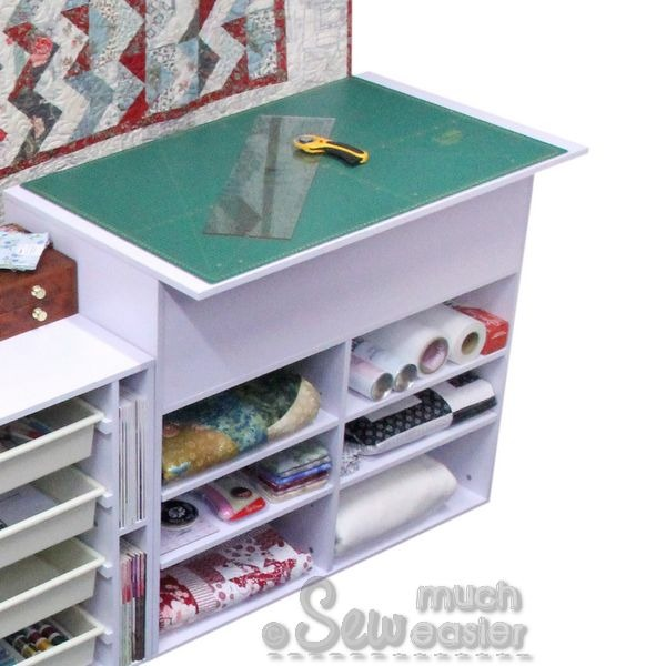 Note: Accessories And Other Furniture NOT Included. This Listingis For  Cutting Table ONLY.