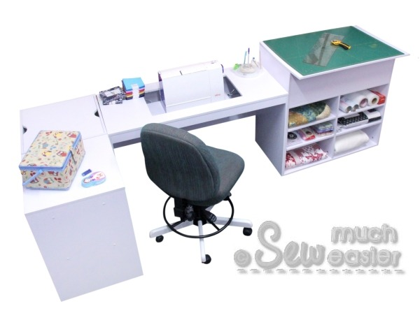 Note: Sewing Machine, Chair U0026 Accessories NOT Included In This Listing.