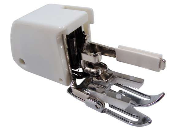 A Quick Guide To Your Sewing Machine Presser Feet Interesting How To Put A Foot On A Sewing Machine