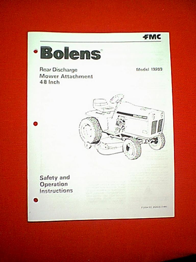 185 Hp 46quot Garden Tractor Page 2 Diagram Parts List For Model