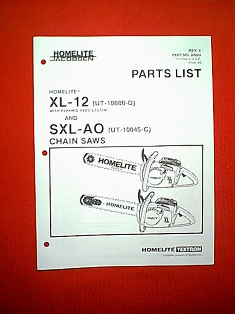 Homelite chain saw models xl 12 ut 10080 d sxl ao ut 10045 c homelite chain saw models xl 12 ut 10080 d sxl ao ut 10045 c parts manual pooptronica