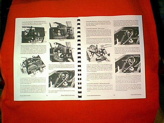 Toro 1132 Snowblower Repair Manuals