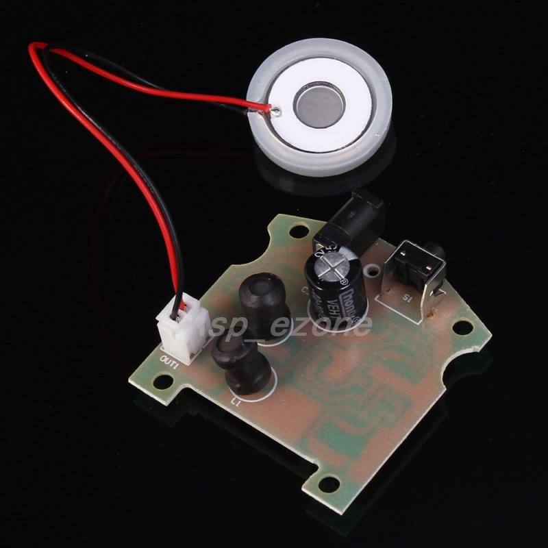 Other Sensors Sensors D20mm113KHz Ultrasonic Mist Maker Atomizing