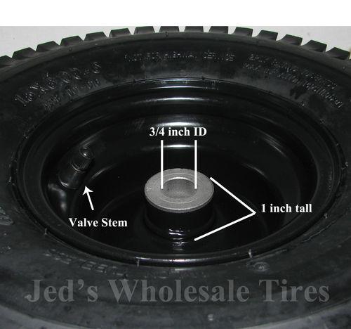 1 15x6 00 6 15 6 00 6 Riding Lawn Mower Garden Tractor Tire Rim Wheel Assembly