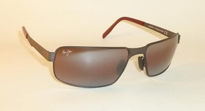 7808f8421d Brand NEW Authentic Polarized MAUI JIM CASTAWAY Sunglasses R187-02C ...