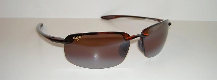 edf11609bc Brand NEW Authentic Polarized MAUI JIM HOOKIPA Sunglasses Tortoise ...