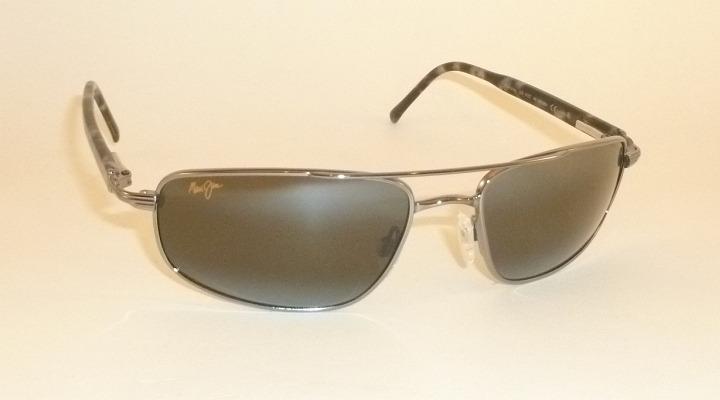 c6ace988715 Brand NEW Authentic Polarized MAUI JIM KAHUNA Sunglasses Gunmetal ...