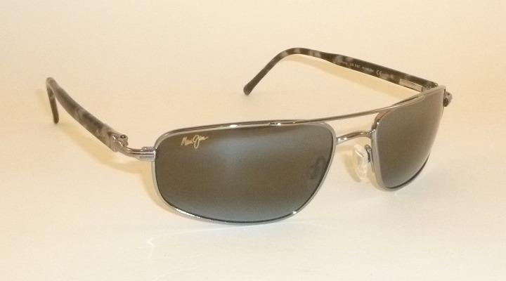 1f00d424d1b Brand NEW Authentic Polarized MAUI JIM KAHUNA Sunglasses Gunmetal ...