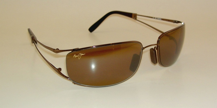 Brand New POLARIZED MAUI JIM KUKUNA H353 23 Sunglasses