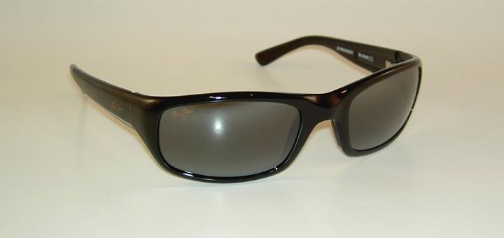 12fc9380170 Brand NEW Authentic Polarized MAUI JIM STINGRAY Sunglasses Black ...