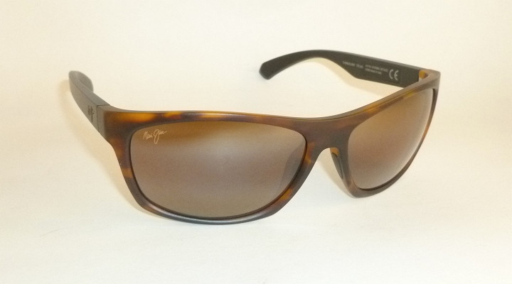 3d5883b611cee Authentic Polarized MAUI JIM TUMBLELAND Sunglasses H770-10CM Bronze ...
