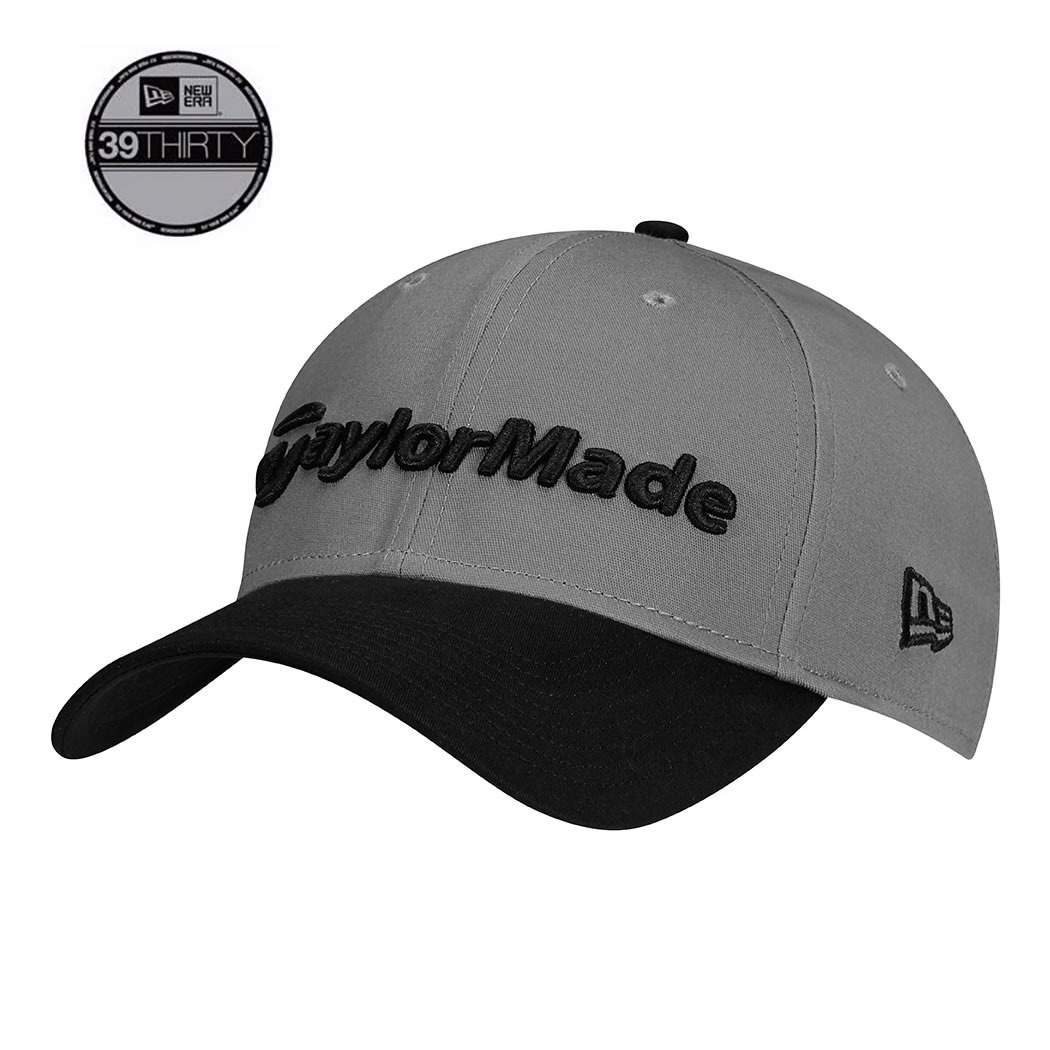 Details about TaylorMade New Era 39Thirty Fitted Hat Cap - New Pick a Size 73d5a2b606b