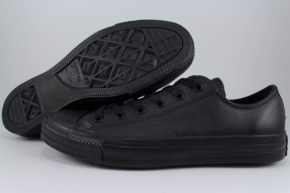 converse leather all star ox