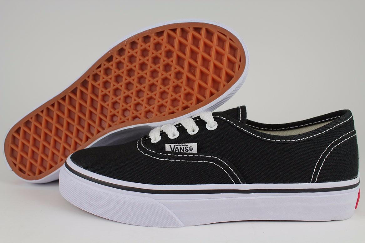 Vans Black And White Brand  Vans