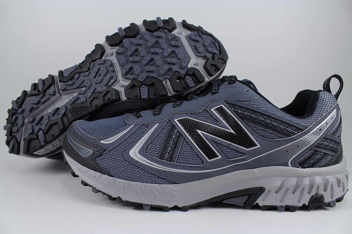 9090951fb64389 NEW BALANCE 410 WIDE 4E EEEE BLUE GRAY BLACK TRAIL RUNNING HIKING ...