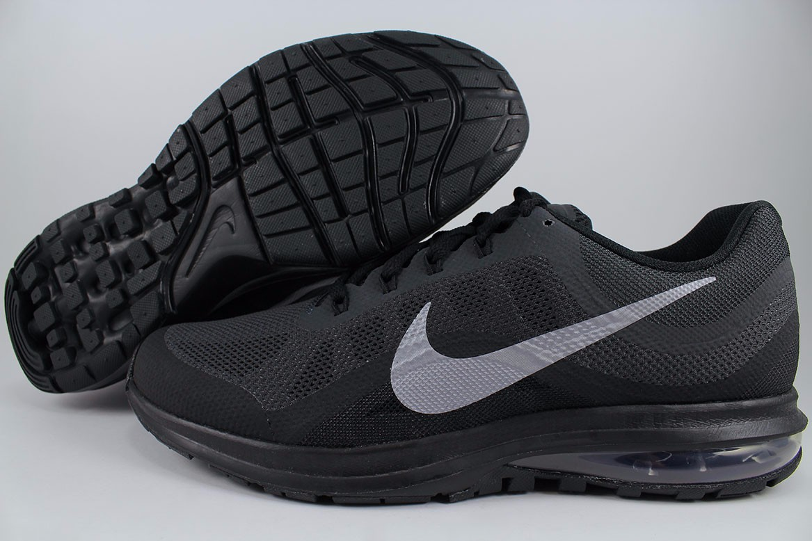 NIKE AIR MAX DYNASTY 2 ANTHRACITE/COOL GRAY/BLACK RUNNING ...