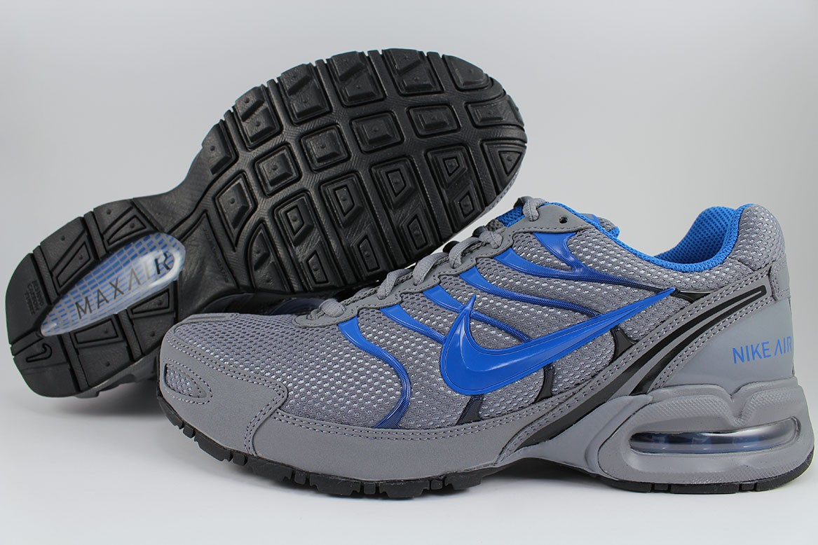 50% zniżki Kup online najniższa cena Details about NIKE AIR MAX TORCH 4 COOL GRAY/MILITARY BLUE/BLACK RUNNING 90  1 95 97 MENS SIZES