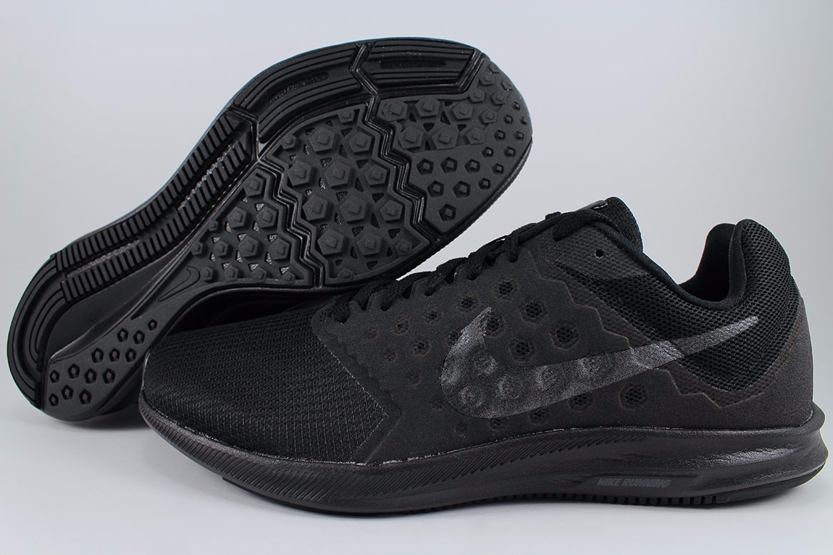 34eb1c524586 Details about NIKE DOWNSHIFTER 7 EXTRA WIDE 4E EEEE BLACK GRAY RUNNING  REVOLUTION US MEN SIZES