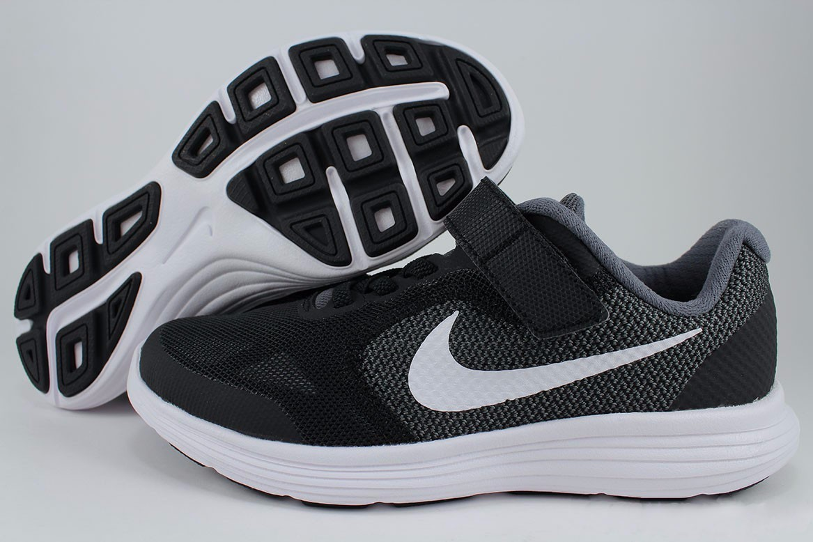 Brand, Nike. Style Name, Revolution 3 (PSV)