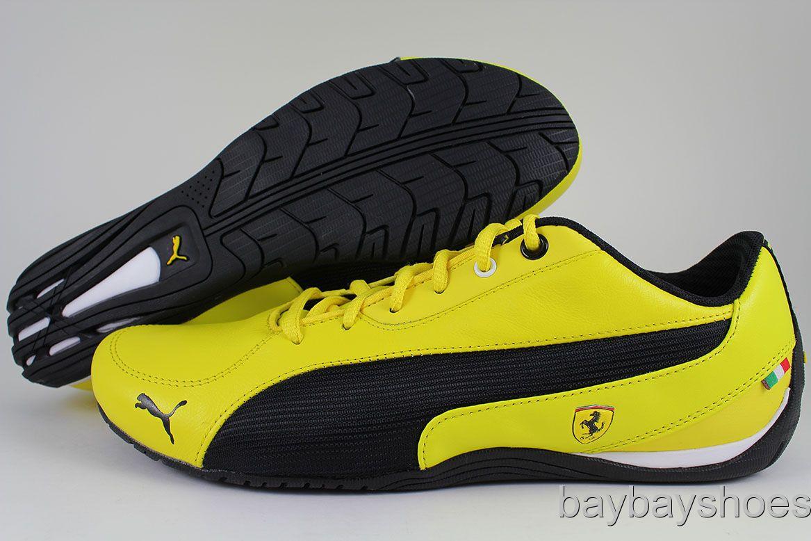 ferrari shoes yellow off 58% - www