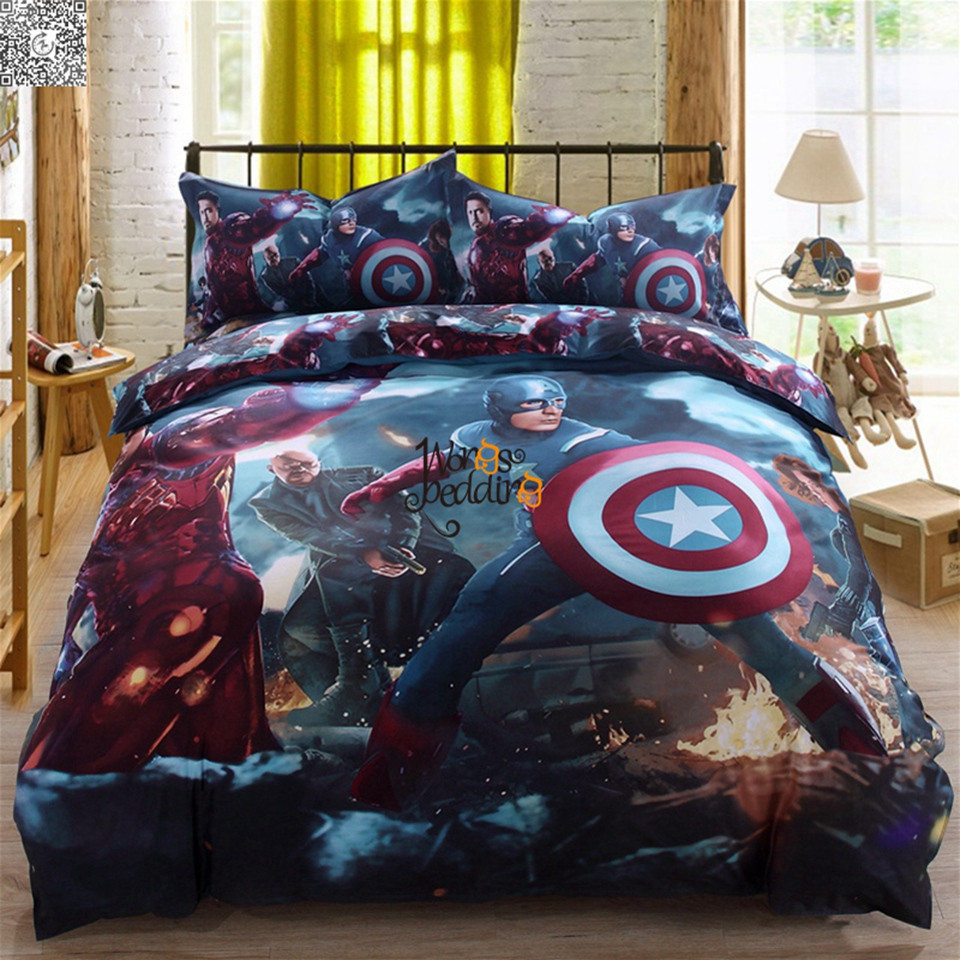 King/Queen/Full Size Bed Duvet Covers/Quilt C