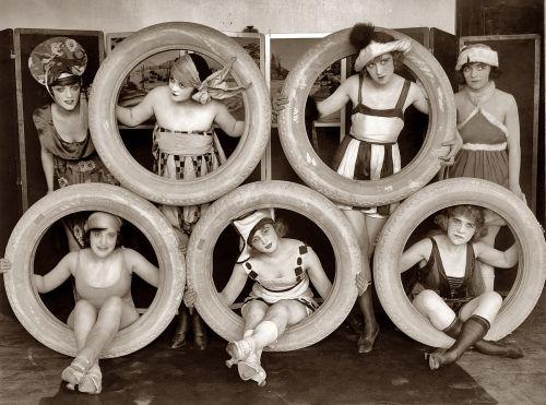 1919 Sennett Bathing Belles