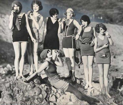 1922 sennett girls