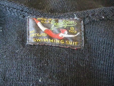 1920's Jantzen Label