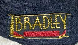 1930's Bradley Label