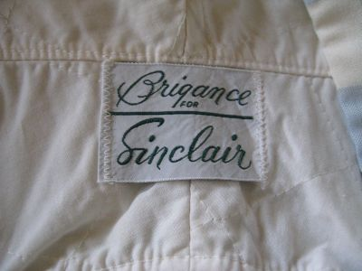 1960's Brigance for Sinclair Label