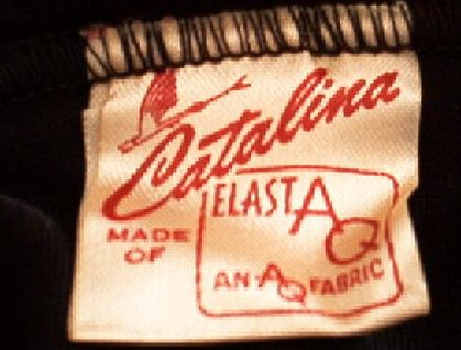 1946 Catalina Label