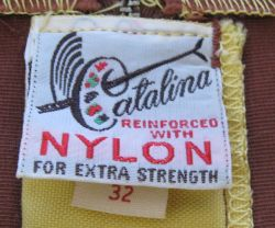 1949 Catalina Label