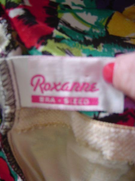 70's Roxanne Label