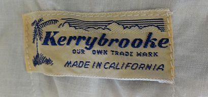 1950's Kerrybrooke label