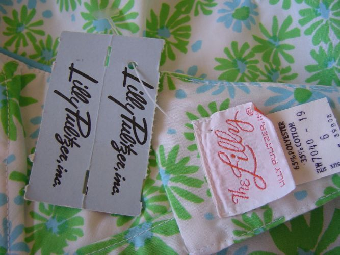 70's The Lilly Label