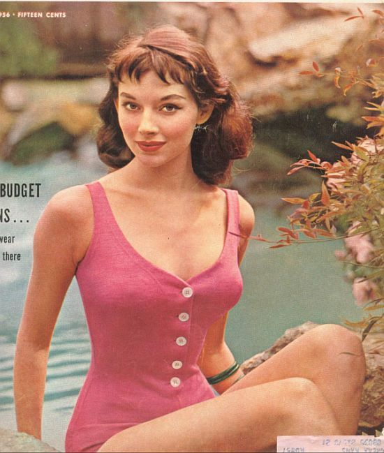 Colliers magazine Gernreich for Westwood Swimsuit
