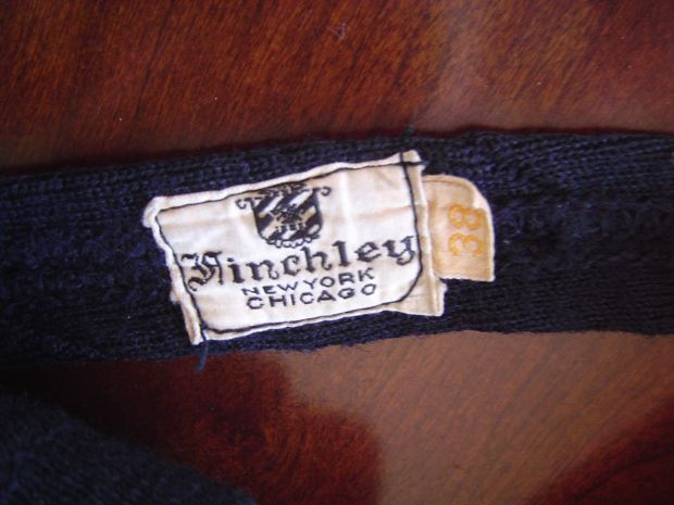 1920s Finchley label