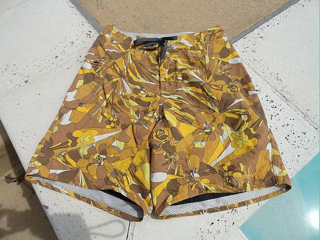 Mens Wild Hawaiian Patagonia Swim Trunks Board Shorts