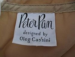 70's Peter Pan Label