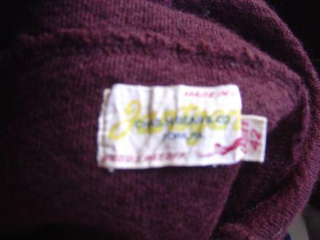 late 20's Jantzen label