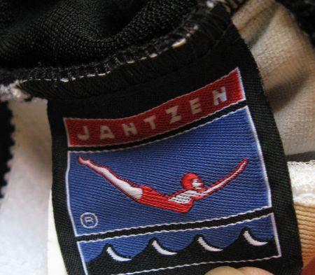 1990s Jantzen label