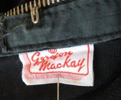 1940's Gordon Mackay label