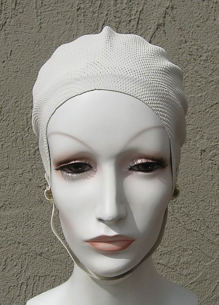 NEW Vintage KLEINERT'S SAVA WAVE Rubber Swimcap
