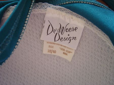 1970's DeWeese Design Label