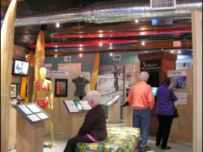California Surf Museum Women on Waves Exhibit