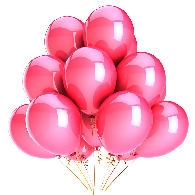 50 luftballons metallic 25 cm geburtstag deko hochzeit party freie farbwahl ebay. Black Bedroom Furniture Sets. Home Design Ideas