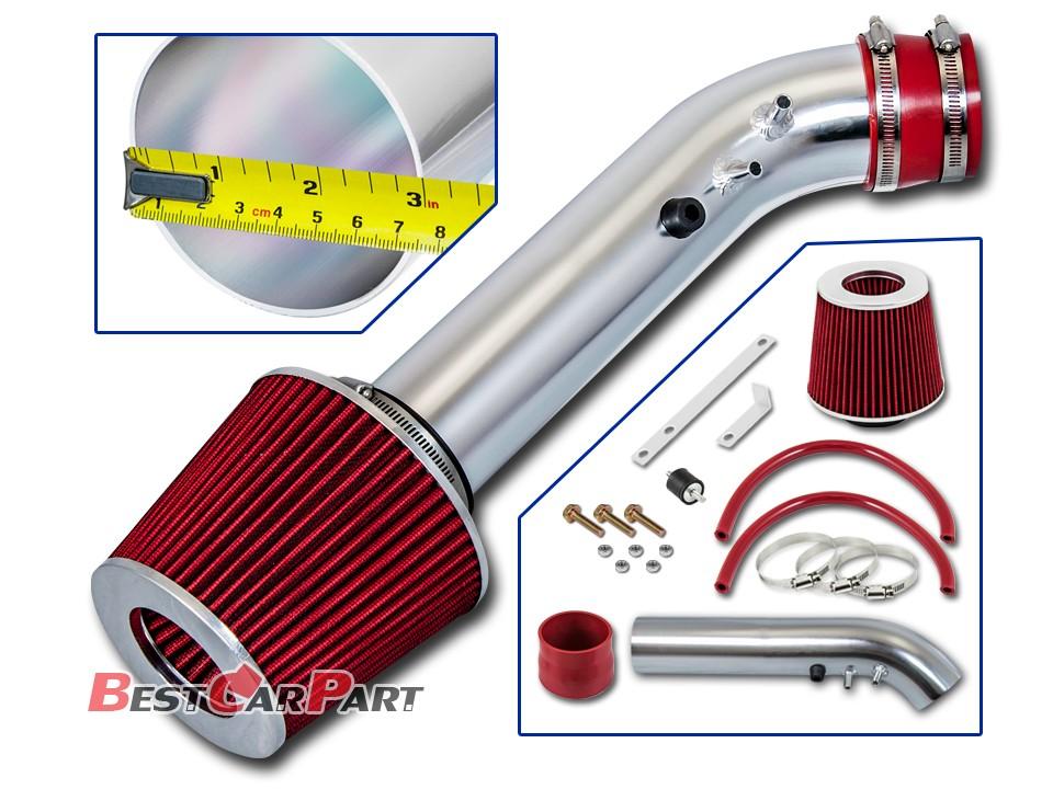 BCP BLUE 99-00 Honda Civic HX EX Si 1.6L Cold Air Intake Induction Kit Filter