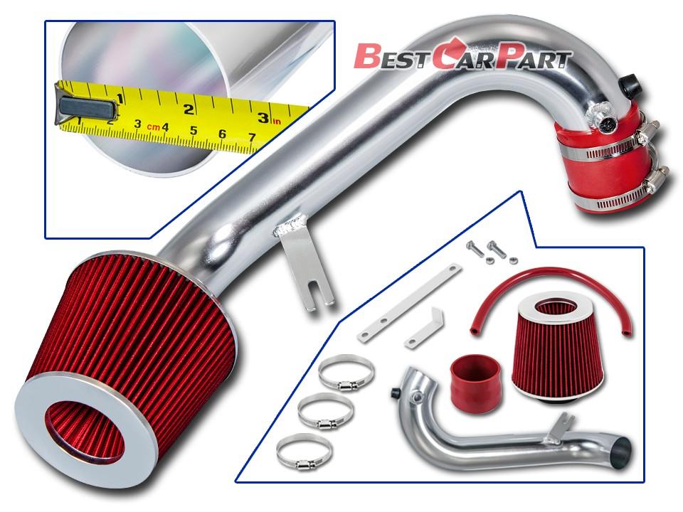 BCP BLUE 87-91 Camry Base DLX LE 2.0L L4 Short Ram Air Intake Filter