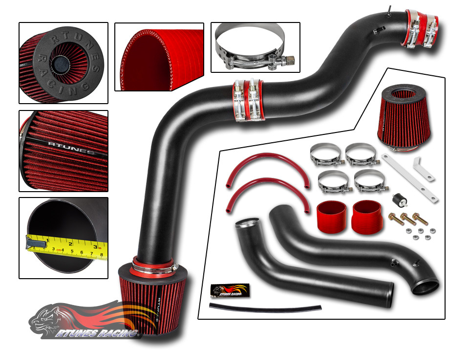 Filter BCP BLUE 92-96 Prelude 2.2L//2.3L L4 Cold Air Intake Induction Kit